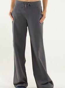 Lululemon long grey pants