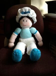 Jean  Greenhowe Doll - Great for Christmas