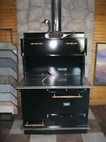 NEW WOOD COOKSTOVES & HEATERS STARTING @ 1,575.00