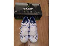 POLARIS FLASH ROAD CYCLING SHOE Size 44 UK 9 / 9.5 -BRAND NEW