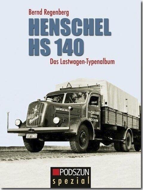Henschel HS 140 - Bernd Regenberg - 9783861336877 PORTOFREI