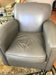 Leather Sofa Chair - Great Condition!