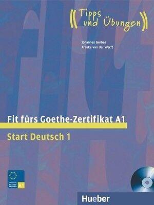Start Deutsch 1. Fit fürs Goethe-Zertifikat A1 - 9783190018727 PORTOFREI