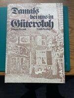 Buch Damals bei uns In Gütersloh Nordrhein-Westfalen - Gütersloh Vorschau