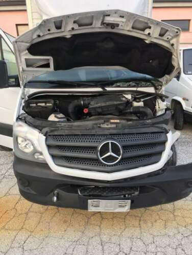 Mercedes sprinter sinistrati X export...