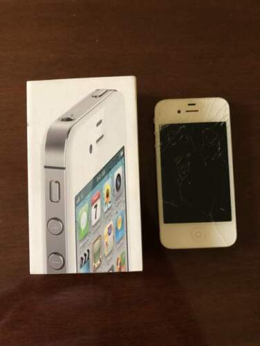 IPhone 4s 16 gb display rotto