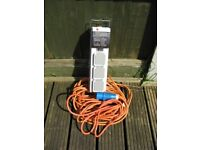 Camping electrical consumer unit