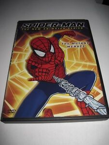 DVD)Spider-Man The New Animated Series Complete 2003