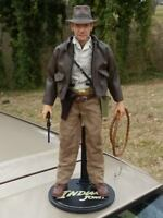 Indiana Jones Sideshow 12 inch figure 1:6 scale Kingdom