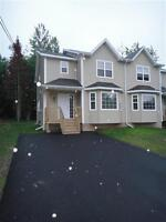 131 BELLE-FORET - 3 BDRM SEMI DETACHED - AVAIL JUNE 1st!