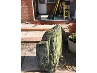 Attractive Rock Water Feature, 74cm x 36 cm Lovely feature, slate / granette? not sure