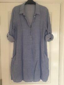 Zara blouse shirt - size L