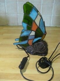 Tiffany butterfly style lamp Reduced Price