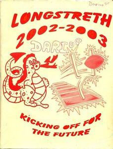 2003-LONGSTRETH-ELEMENTARY-SCHOOL-YEARBOOK-WARMINSTER-PA
