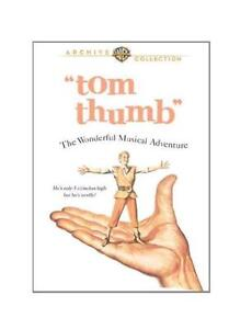 TOM THUMB - Russ Tamblyn , Terry Thomas - for Region 2 - NEW Factory Sealed DVD