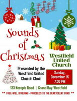 Westfield United Church Choir Christmas Concert