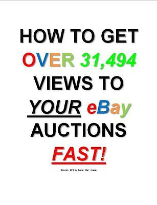 how to get traffic to your website from ebay