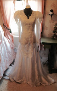Wedding dress , new with tags, White, Madison Collection