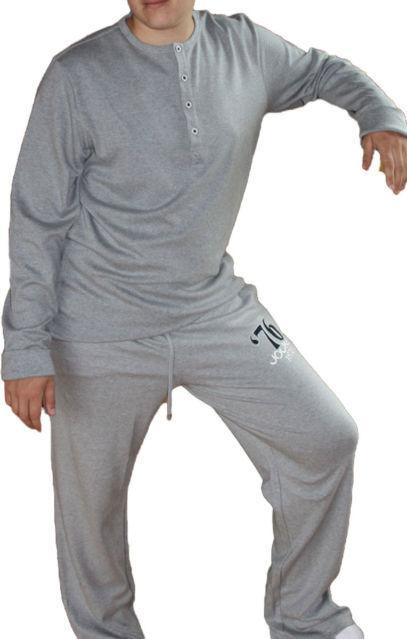Jockey Cotton Long Pyjamas