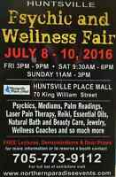 Huntsville Northern Psychic and Wellness Fair