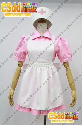 Pokemon Nurse Joy Cosplay Costume whole outfit