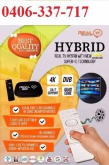 REAL TV HYBRID ALL INDIAN IPTV