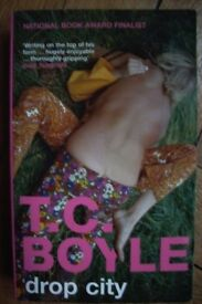 2 books by T.C. BOYLE