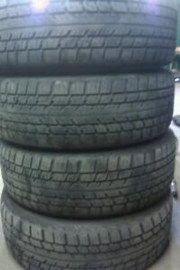 PNEUS CAMION Big tires for cheap 240$ BF Goodrich 235 60 18 26MY