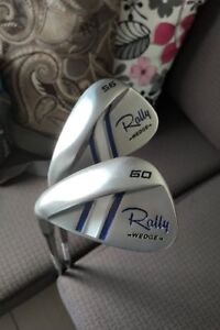 Tour Edge Rally Wedges for sale...like new.