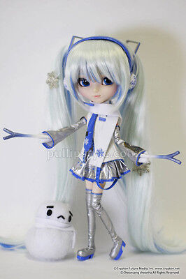 Pullip Vocaloid Hatsune Yuki Snow Miku Groove fashion doll in USA on Rummage