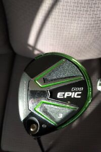 Callaway GBB Epic 3 Wood for sale - make me an offer