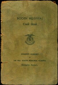c-1940-WILLIAM-BOOTH-MEMORIAL-HOSPITAL-COOKBOOK-COVINGTON-KY