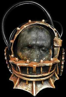 SAW - Reverse Bear Trap Adult Mask - Saw Mask Halloween