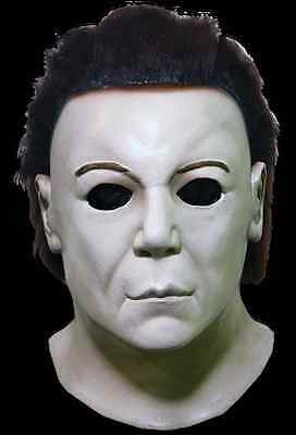 Halloween 8 - Resurrection Michael Myers Adult Mask](Michael Myers Halloween 8 Mask)