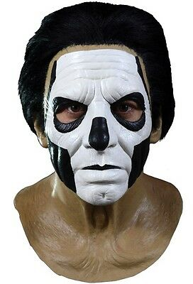 Halloween GHOST PAPA 3 EMERITUS Latex Deluxe Edition Mask Haunted House NEW - Papa Emeritus Mask