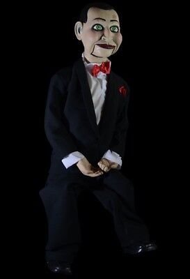 Trick or Treat Studios Dead Silence Billy Life Size Puppet Prop In Stock!!