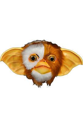 Gremlins Licensed Gizmo Faux Fur & Latex Halloween Collectors Mask (Halloween Collector Masks)