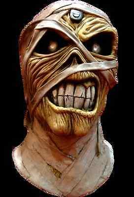 Iron Maiden - Eddie Powerslave Full Replica Mask - Eddie Mask Iron Maiden