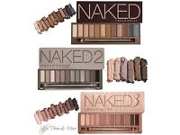 New unwanted gift naked palette eyeshadow professional