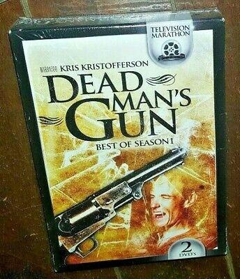 Dead Man's Gun: Best of Season 1 (2-DVD, 2012,