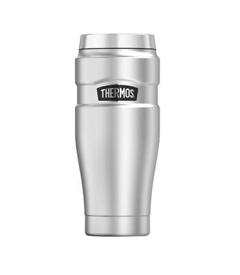 Thermos King Travel Mug 470ml Stainless Steel Tumbler Cup Fl
