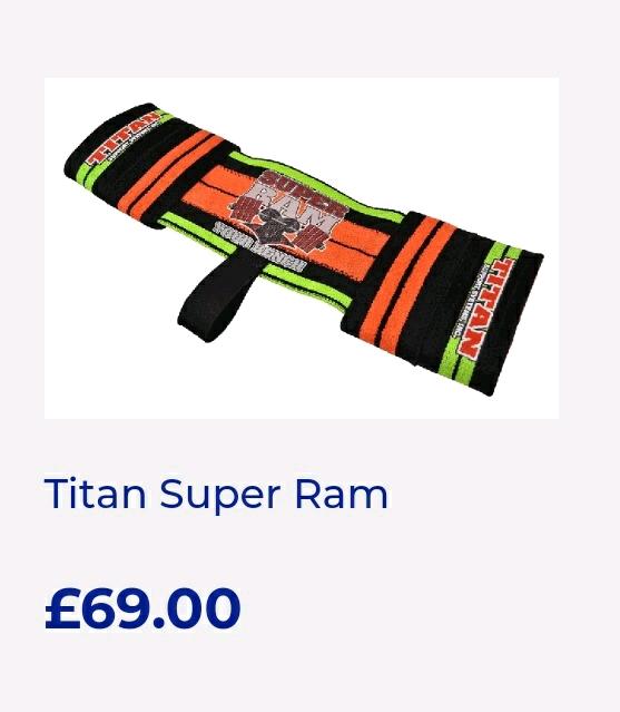 Titan Super Ram Bench Press Aid