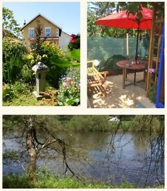 South West France. Beautiful House and amazing garden for sale