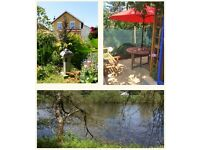 South West France. Beautiful House with amazing garden for sale
