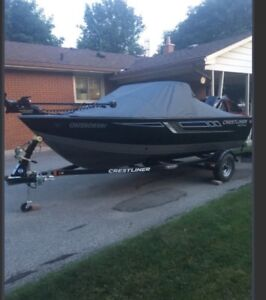 2016 Creatliner Vision 1600 with 60hp