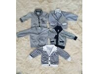 Baby boy clothes 6-9m
