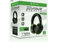 Turtle Beach XO Four Stealth Stereo Gaming Headset - Xbox One RRP £129.99