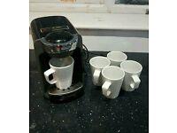 Bosch tassimo and mug set