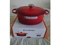 Le Creuset oven/casserole pot