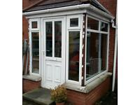 Front door porch for sale in uk view 109 bargains for Upvc front doors for sale